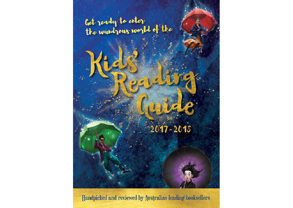 kids reading guide